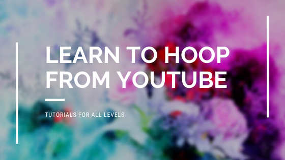 Learn how to hula hoop from YouTube. Free Hula hoop tutorials from Deanne Love.